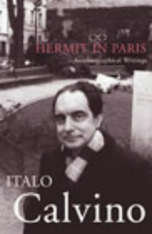 9780224061322: The Hermit in Paris: Autobiographical Writings