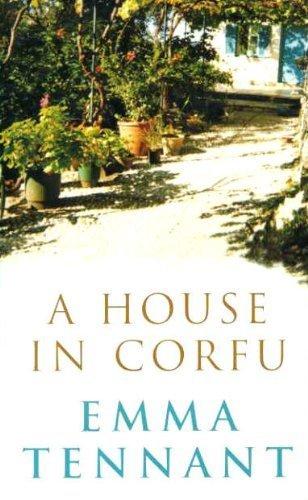 9780224061827: A house in Corfu