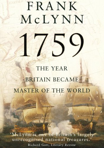 9780224062459: 1759: The Year Britain Became Master of the World