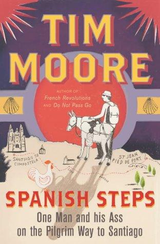 9780224062657: Spanish Steps