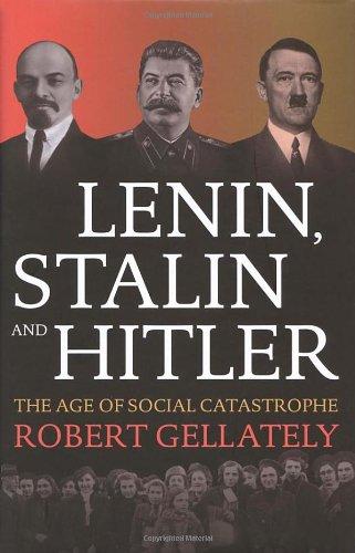 9780224062831: Lenin, Stalin and Hitler