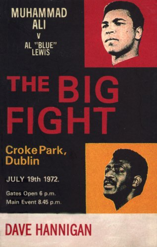 9780224063067: The Big Fight: Muhammad Ali v. Al Blue Lewis