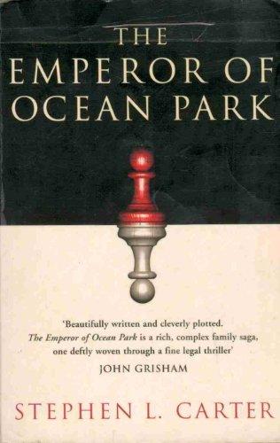 9780224063838: The Emperor of Ocean Park