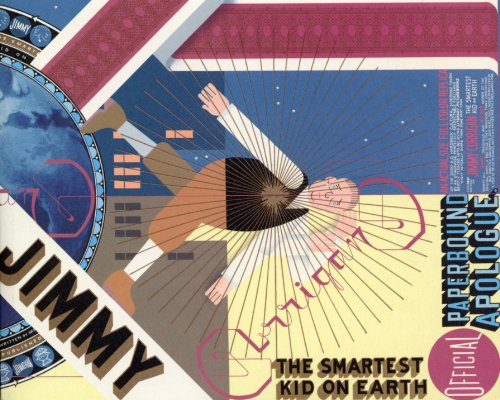 9780224063975: Jimmy Corrigan: The Smartest Kid on Earth
