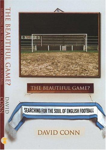 9780224064354: The Beautiful Game?