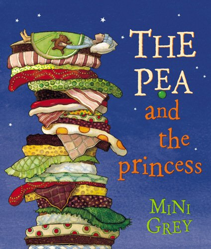 9780224064590: The Pea and the Princess