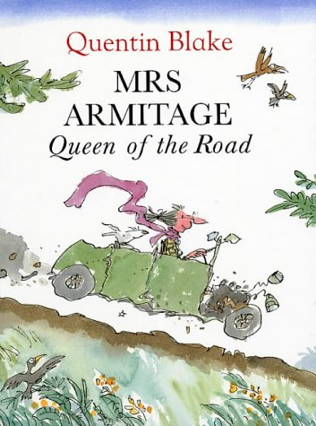 9780224064729: Mrs Armitage Queen Of The Road
