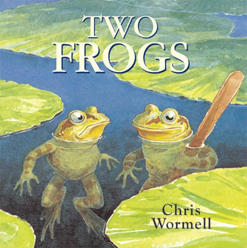 9780224064743: Two Frogs