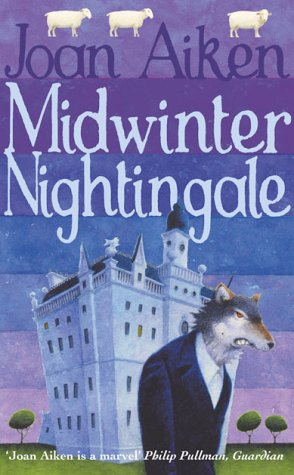 9780224064897: Midwinter Nightingale No.10 (The Wolves of Willoughby Chase)