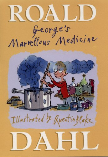 9780224064903: George's Marvellous Medicine