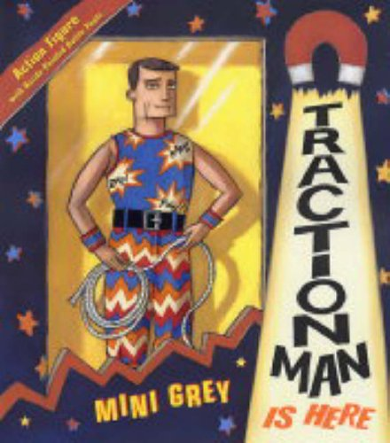 Traction Man Is Here: Grey, Mini