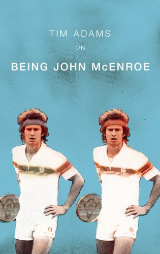 9780224069618: On Being John McEnroe (Yellow Jersey Shorts)