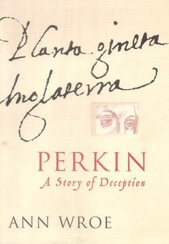 9780224069700: Perkin: A Story of Deception