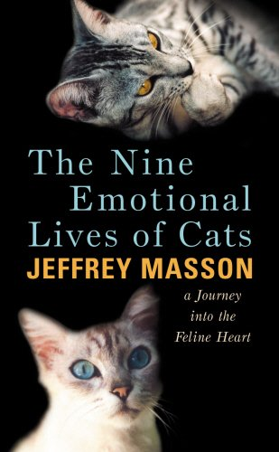 9780224069731: THE NINE EMOTIONAL LIVES OF CATS