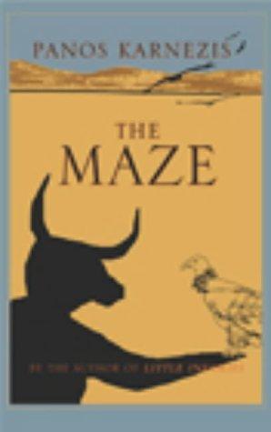 9780224069762: The Maze