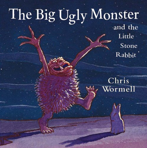 9780224070034: BIG UGLY MONSTER AND THE LITTLE STONE RABBIT THE