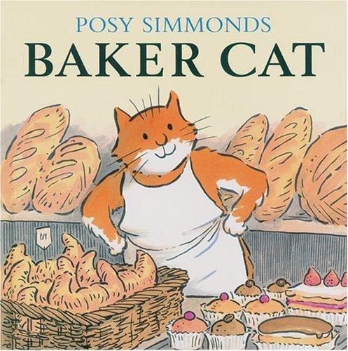 9780224070041: Baker Cat