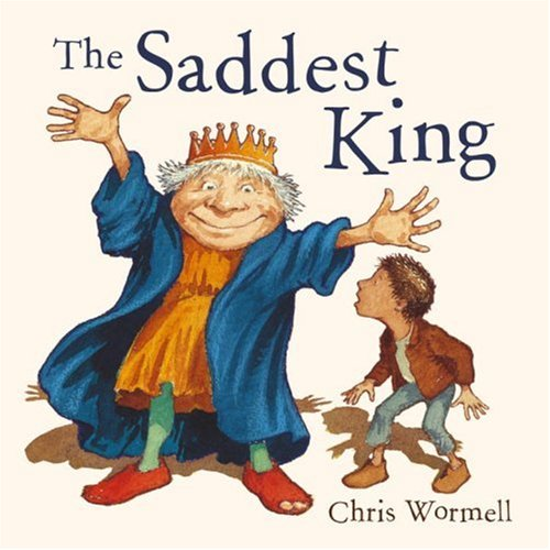 9780224070454: The Saddest King