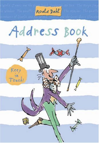9780224070768: Roald Dahl Address Book