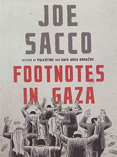 9780224071093: Footnotes in Gaza