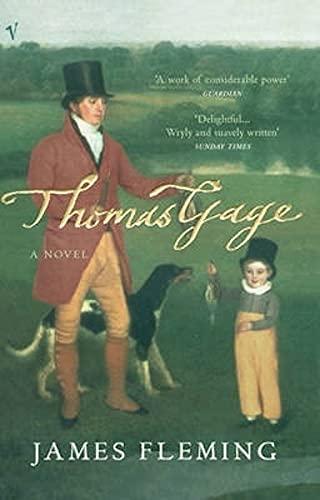 9780224071192: Thomas Gage