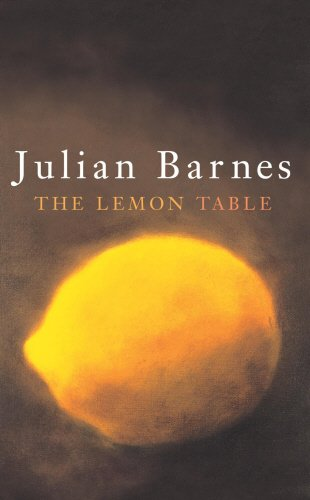 9780224071987: The Lemon Table