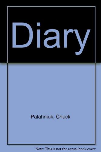 9780224072236: Diary.