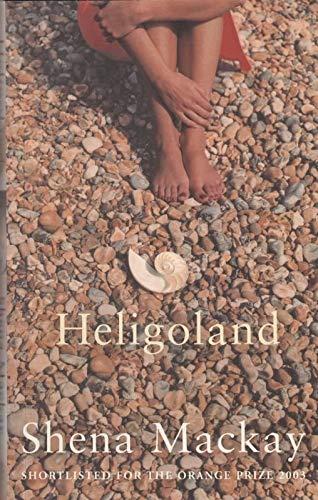 9780224072519: Heligoland