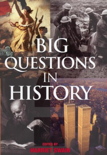 9780224072809: The Big Questions in History