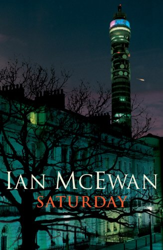 Saturday-SIGNED FIRST PRINTING: McEwan, Ian