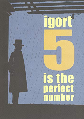 9780224073875: 5 Is The Perfect Number