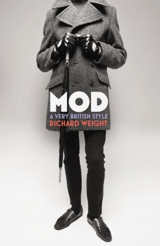 9780224073912: MOD: From Bebop to Britpop, Britain's Biggest Youth Movement