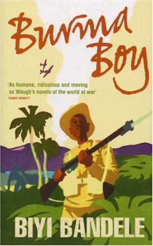 9780224076821: Burma Boy