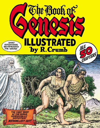 9780224078092: Robert Crumb's Book of Genesis