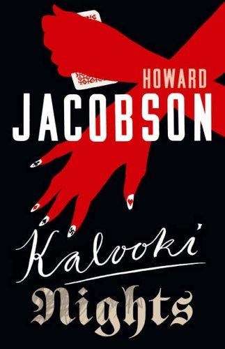 Kalooki Nights (UK HB 1st - SIGNED): Jacobson, Howard