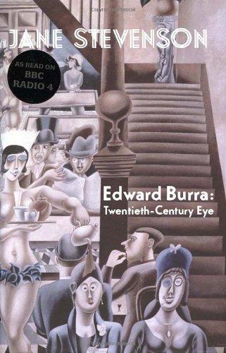 Edward Burra: Twentieth-century Eye: Jane Stevenson