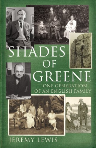 9780224079211: Shades of Greene: One Generation of an English Family