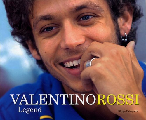 9780224080118: Valentino Rossi: Legend