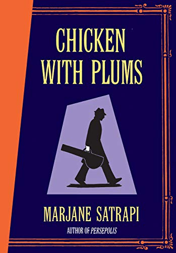 9780224080453: Chicken with Plums