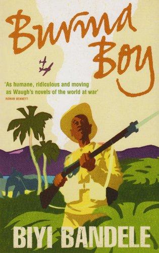 9780224081290: Burma Boy