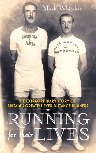 9780224082587: Running for Their Lives: The Extraordinary Story of Britains Greatest Ever Distance Runners