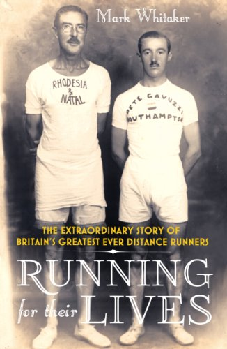 9780224082594: Running For Their Lives: The Extraordinary Story of Britain's Greatest Ever Distance Runners