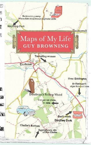 9780224082723: Maps of My Life