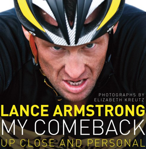 9780224083188: My Comeback: Up Close and Personal