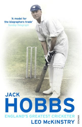 9780224083300: Jack Hobbs: England's Greatest Cricketer