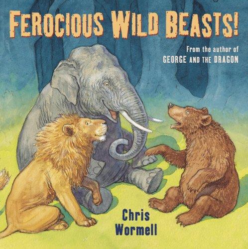 9780224083522: Ferocious Wild Beasts!