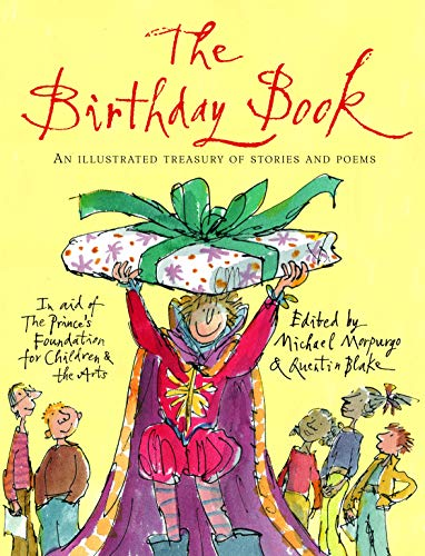 The Birthday Book: Princes Trust