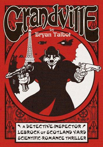 9780224084888: Grandville