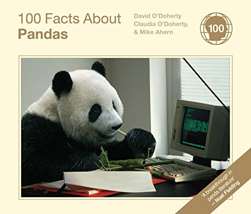 9780224086325: 100 Facts about Pandas