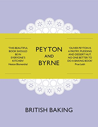British Baking: Peyton and Byrne